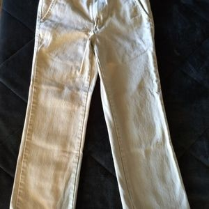 Izod youth jeans  regular fit   tan